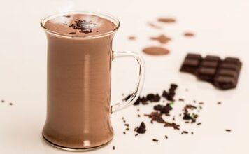 Odchudzam się i pije kakao